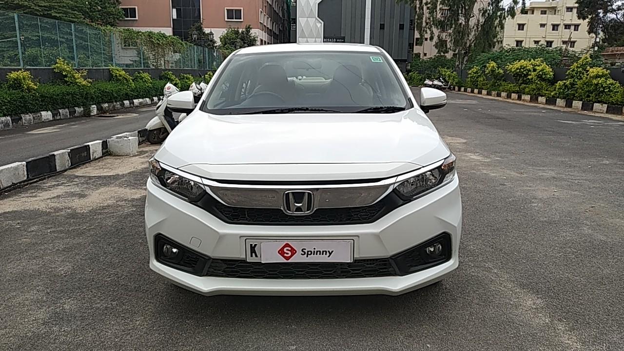 Spinny Assured Honda Amaze Front