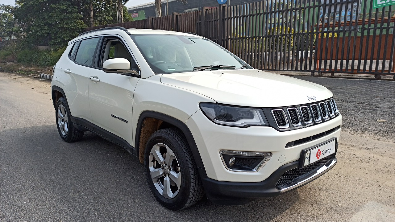 Spinny Assured Jeep Compass