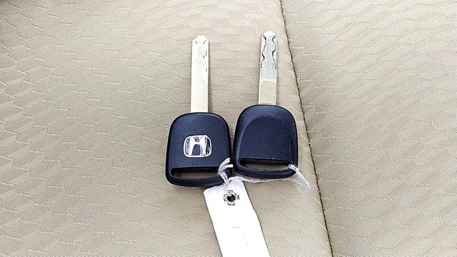 CAR KEY VIEW