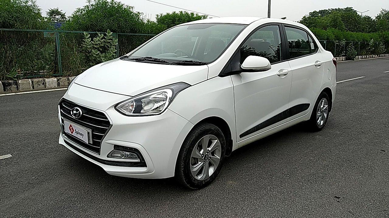 Spinny Assured Used Hyundai Xcent