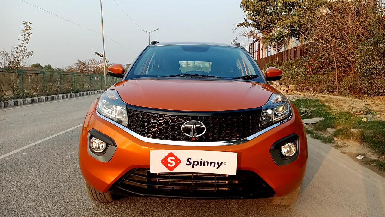 Spinny Assured Tata Nexon front