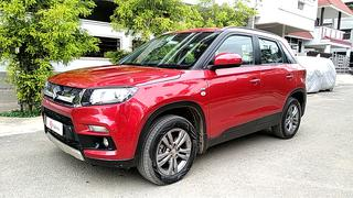 Used Maruti Suzuki Vitara Brezza ZDi Plus car in BTM Layout